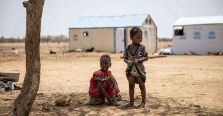 More than two million people in the Sahel have been displaced by jihadist violence, according to UN figures.  By OLYMPIA DE MAISMONT (AFP)