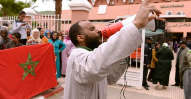 Morocco court releases 2 men convicted of homosexuality