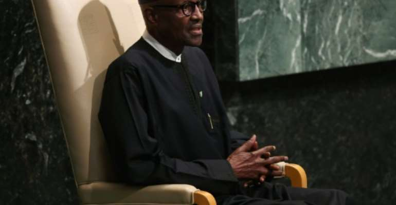 Muhammadu Buhari was a young army officer when the Biafra war broke out 50 years ago, claiming some two million lives.  By DON EMMERT (AFP/File)
