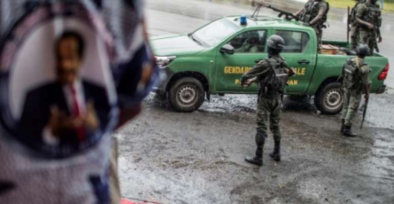 Nearly 2,000 people have died in violence by the security forces and separatists since the