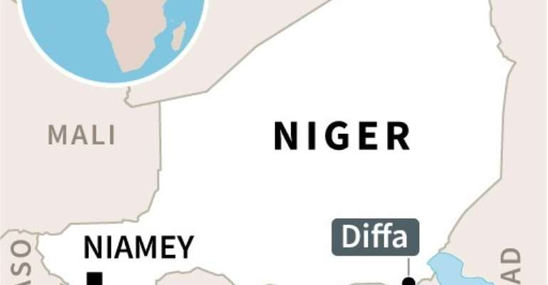 Niger.  By  (AFP)