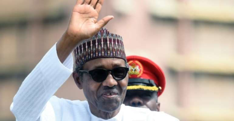 Nigerian President Muhammadu Buhari has come under fire for stacking his new cabinet with ageing party loyalists.  By PIUS UTOMI EKPEI (AFP/File)