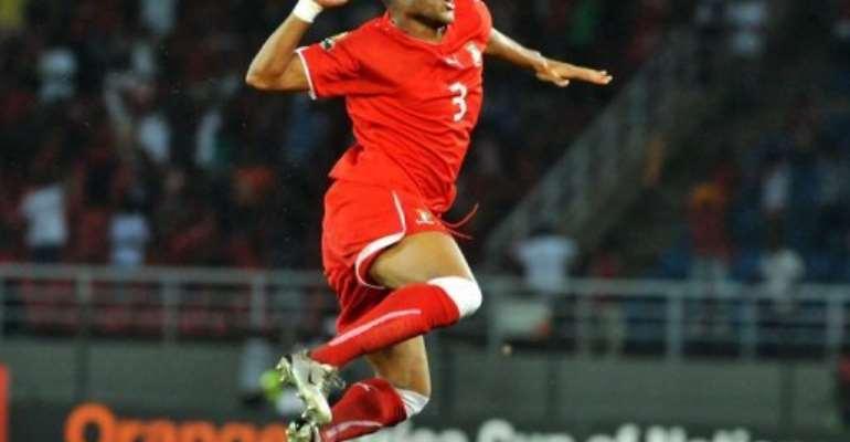 Equatorial Guinea's David Alvarez Aguirre.  By Abdelhak Senna (AFP/File)