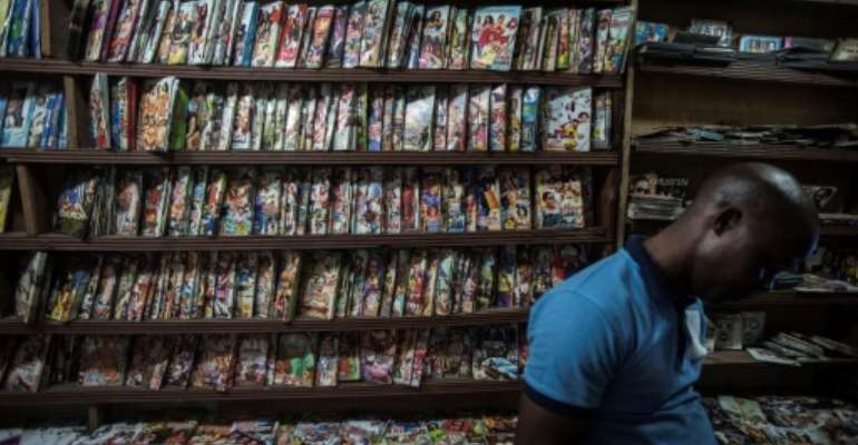 Northern Nigeria's movie machine -- dubbed Kannywood after its largest city Kano -- has become the dominant source of entertainment for West Africa's 80 million Hausa speakers.  By CRISTINA ALDEHUELA (AFP)