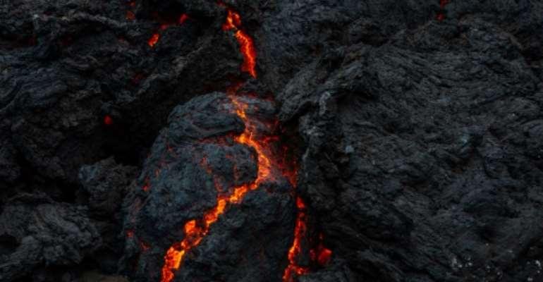 Nyirangongo is Africa's most active volcano.  By Moses Sawasawa (AFP/File)