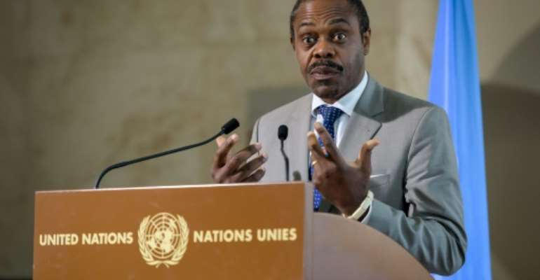 Oly Ilunga quit as DR Congo health minister last month after opposing a proposed