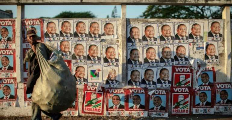 Opposition party Renamo claimed there had been massive fraud and tried to have the result annulled.  By GIANLUIGI GUERCIA (AFP/File)
