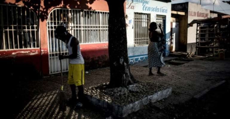 Outwardly, life is going on as normal in Kinshasa, but patience is wearing thin with no sign of electoral results more than a week after polling.  By John WESSELS (AFP)