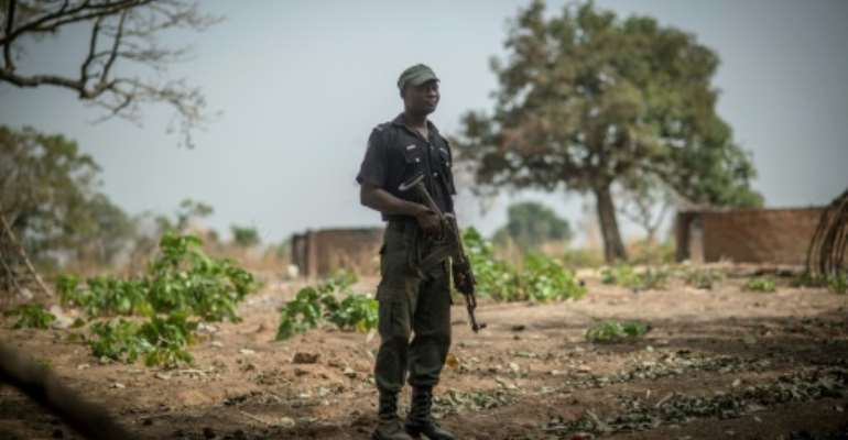 Police have struggled to stop attacks in states including Kaduna, Katsina, Zamfara and Niger.  By CRISTINA ALDEHUELA (AFP/File)