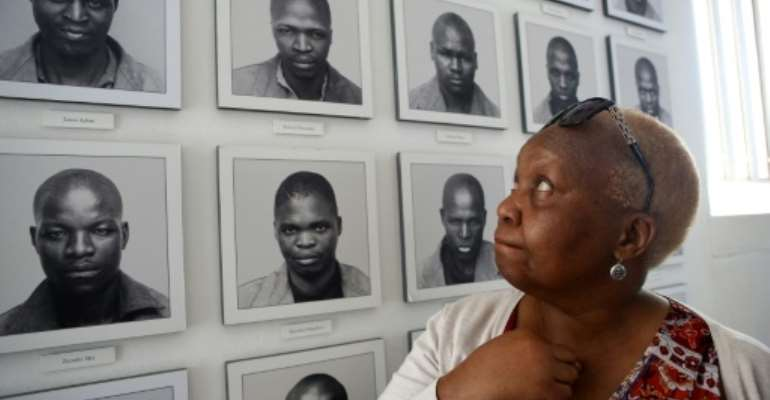 Pulane Koboekae remembers