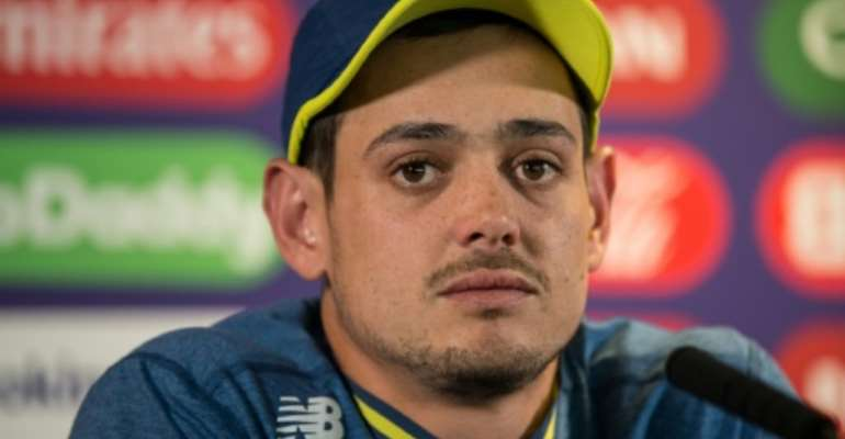 Quinton de Kock admits South Africa are in