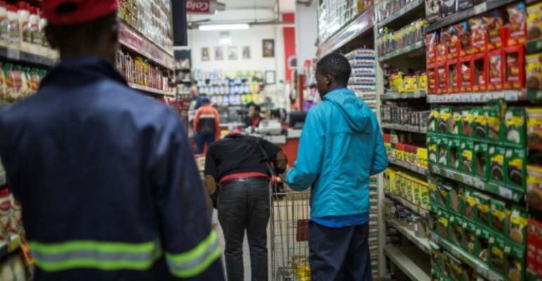 Rampant price increases will have a mental and physical toll on Zimbabweans, experts have warned.  By GULSHAN KHAN (AFP/File)