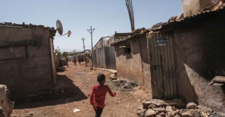 Refugees in Ethiopia are among those experiencing a shortfall of funding.  By EDUARDO SOTERAS (AFP/File)