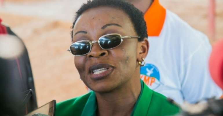 Rwandan opposition leader Victoire Ingabire has created a new opposition party called Dalfa Umurunzi (Development And Liberty For All).  By Cyril NDEGEYA (AFP/File)