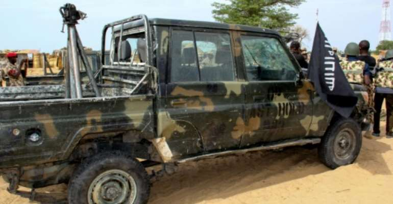 Security experts say ISWAP, a splinter group of Boko Haram, is extending its grip and influence around Lake Chad.  By AUDU MARTE (AFP/File)