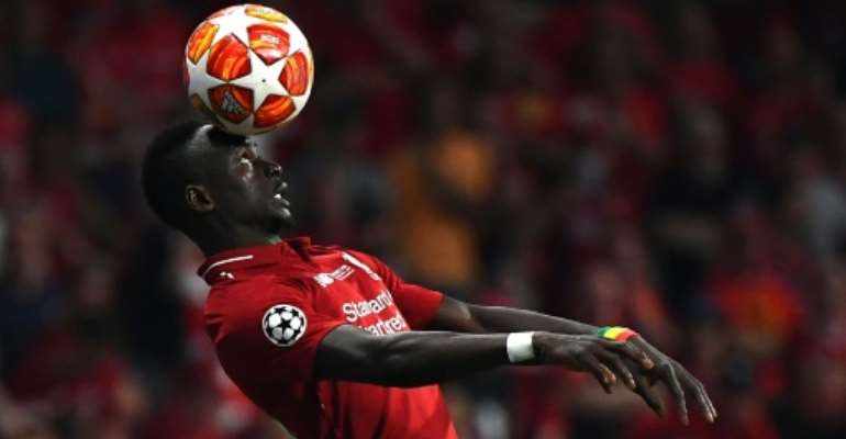 Senegal and Liverpool star Sadio Mane will miss the Africa Cup of Nations match against Tanzania because of suspension.  By GABRIEL BOUYS (AFP/File)