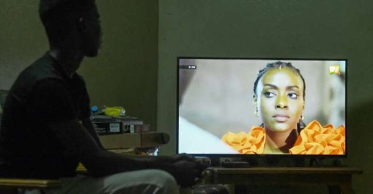 Senegalese TV soap opera