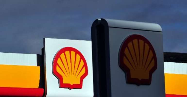 Shell has blamed repeated oil thefts and sabotage of key pipelines as the major cause of spills and pollution in the oil-producing region of Nigeria.  By Carl Court (AFP/File)
