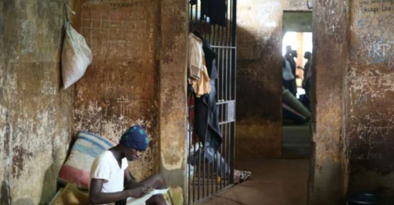 Sierra Leone had not executed anyone since 1998 but still had capital punishment on its books.  By Anne-Sophie FAIVRE LE CADRE (AFP/File)