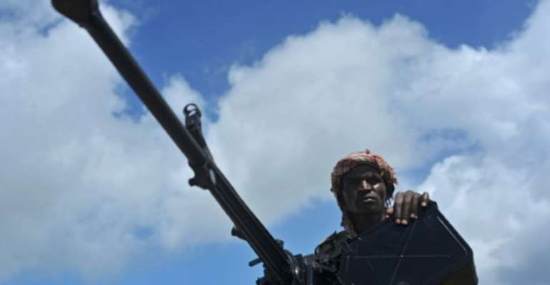 Somali soldiers have been battling Al-Shabaab militants for more than a decade.  By Mohamed ABDIWAHAB (AFP)