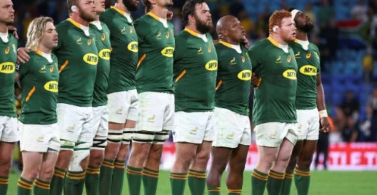 South Africa have resisted the urge to makes sweeping changes for their rematch with Australia.  By Patrick HAMILTON (AFP)