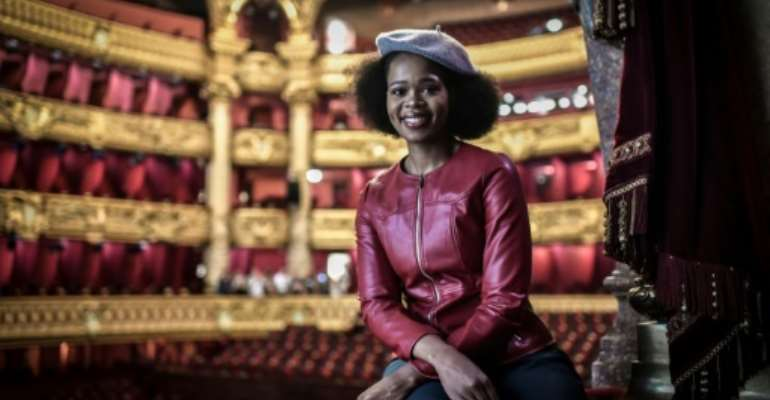 South African soprano Pretty Yende stars in a new production of