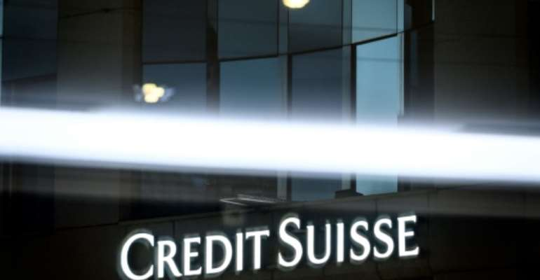 State-owned security companies borrowed the money between 2013 and 2014 from London branches of Swiss banking giant Credit Suisse and Russia's VTB.  By Fabrice COFFRINI (AFP/File)
