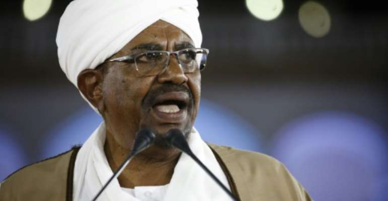 Sudan's deposed president Omar al-Bashir was one of Africa's longest-serving presidents.  By ASHRAF SHAZLY (AFP/File)
