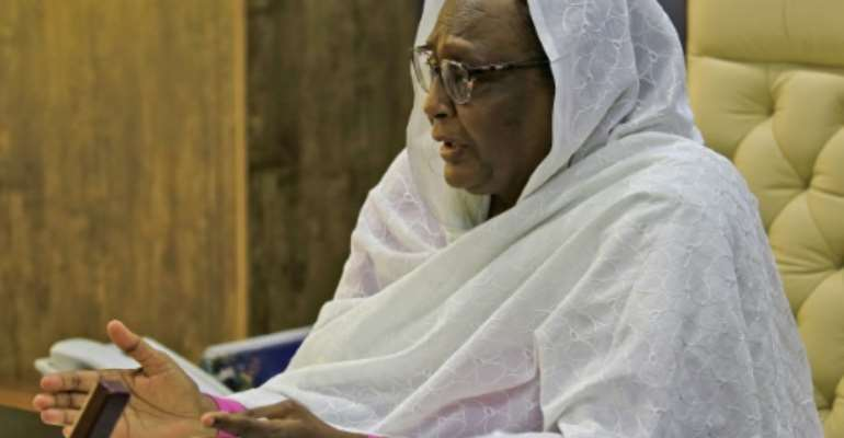 Sudan's Foreign Minister Asma Abdalla says Khartoum is close to a deal with Washington over compensation for the families of victims of two deadly 1998 bombings in east Africa.  By ASHRAF SHAZLY (AFP)