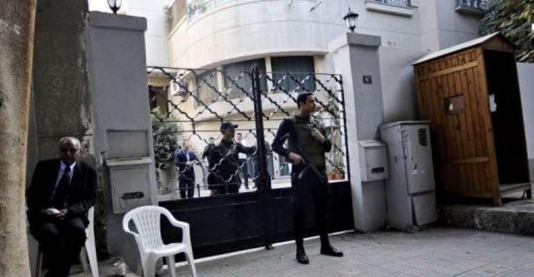 Talks are underway in Cairo to resolve