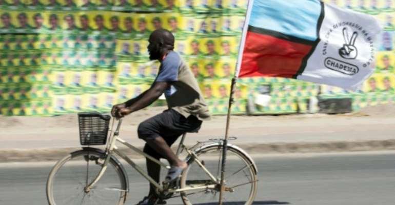 Tanzanian opposition party Chadema has faced increasing hostility under President John Magufuli.  By Daniel Hayduk (AFP)