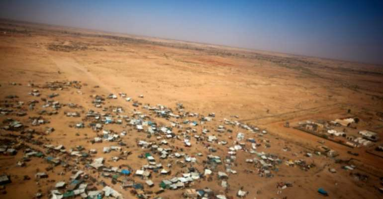 Tens of thousands of people have been killed and millions displaced over the years in the three regions of Darfur.  By Albert Gonzalez Farran (UNAMID/AFP/File)