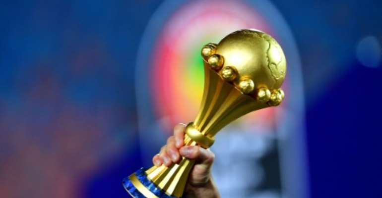 The Africa Cup of Nations has been delayed from 2021 until 2022 due to the coronavirus pandemic.  By Giuseppe CACACE (AFP/File)