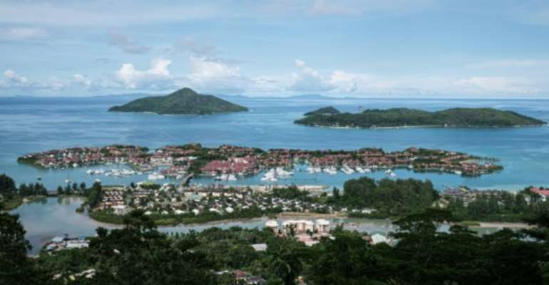 The archipelago of 115 islands, which relies heavily on tourism, has been hit hard by the pandemic.  By Yasuyoshi CHIBA (AFP/File)
