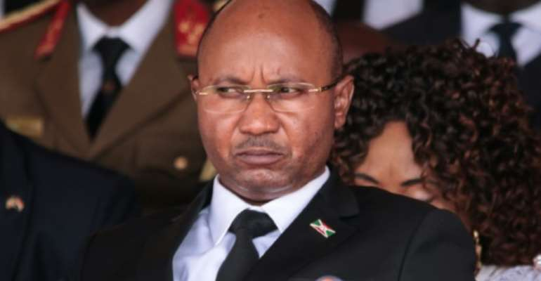 The cabinet is headed by Prime Minister Alain-Guillaume Bunyoni, Burundi's former police chief and security minister.  By TCHANDROU NITANGA (AFP)