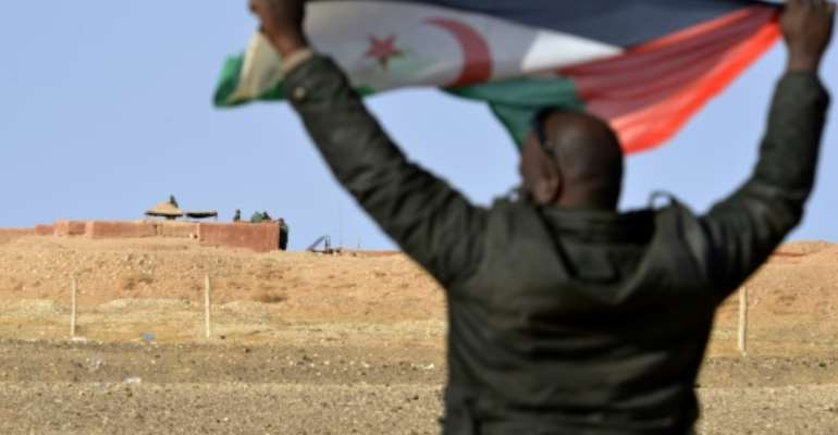The conflict of Western Sahara remains unresolved despite a 1991 ceasefire that ended a war between Morocco and the Algerian-backed Polisario Front.  By STRINGER (AFP/File)