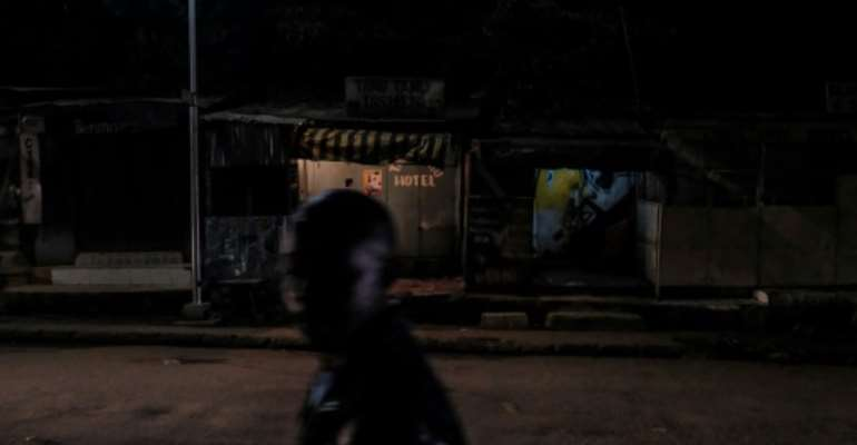 The coronavirus pandemic has exacerbated social inequalities and battered the economy of regional powerhouse Kenya.  By Kabir Dhanji (AFP)