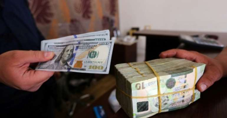 The Government of National Accord is already using its control of the central bank to weaken the forces of Khalifa Haftar.  By MAHMUD TURKIA (AFP/File)