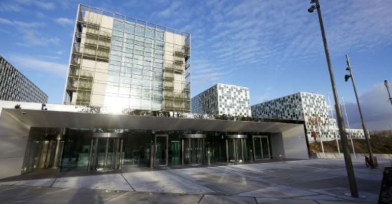 The International Criminal Court (ICC) in the Dutch city of The Hague.  By Martijn Beekman (ANP/AFP/File)