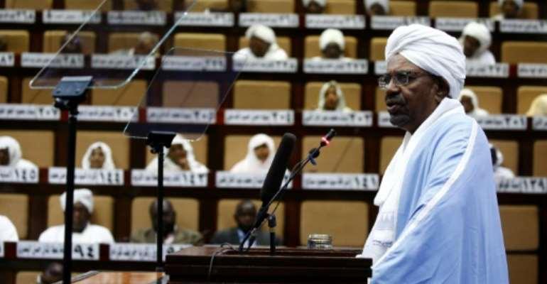 The International Criminal Court issued two arrest warrants against Sudanese President Omar al-Bashir in 2009 and 2010.  By ASHRAF SHAZLY (AFP/File)