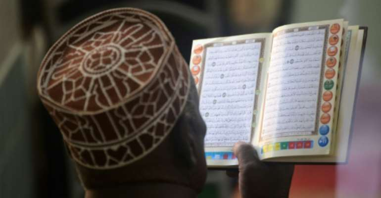 The Koran and accompanying hadiths form the basis of Sharia law.  By SIMON MAINA (AFP/File)