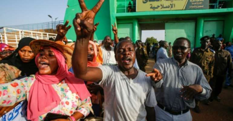 The latest move follows the Sudanese government's release in July of 235 Darfur rebels.  By ASHRAF SHAZLY (AFP)