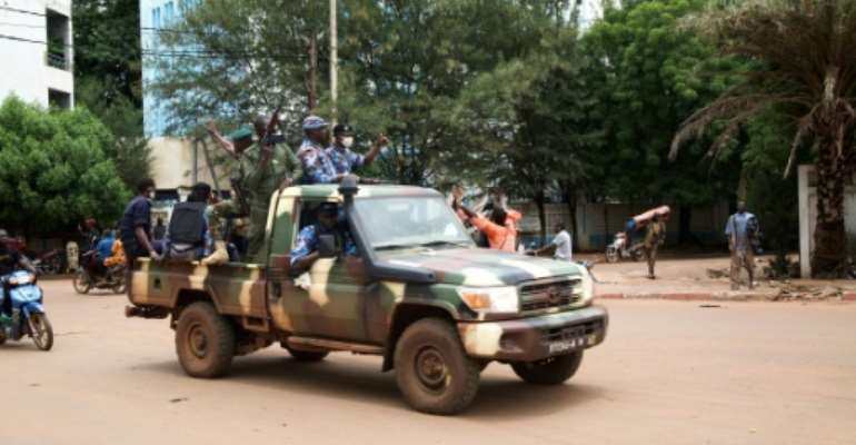 The Mali soldiers leading the coup insist that peace is their priority and have promised to stage elections within a