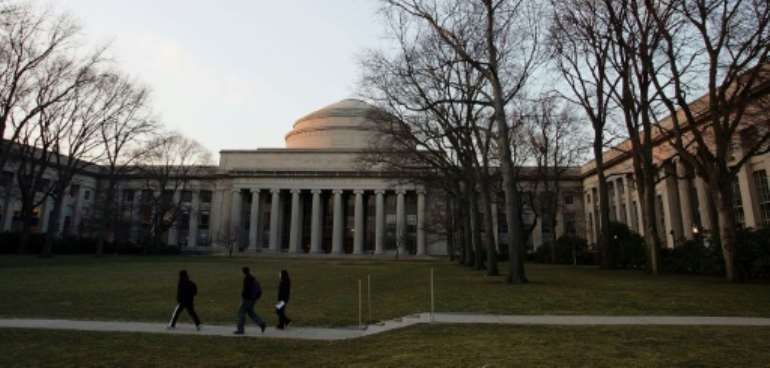 The Massachusetts Institute of Technology (MIT), shown here, along with Harvard asked a court to block an order by President Donald Trump's administration threatening the visas of foreign students whose entire courses have moved online.  By JOE RAEDLE (GETTY IMAGES NORTH AMERICA/AFP/File)