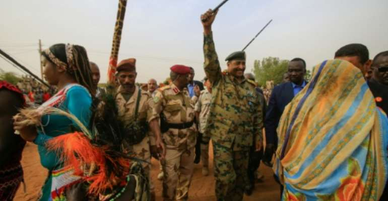 The new protest in Sudan comes at a time when Ethiopia and the African Union (AU) are jointly mediating between the protesters and generals.  By ASHRAF SHAZLY (AFP)