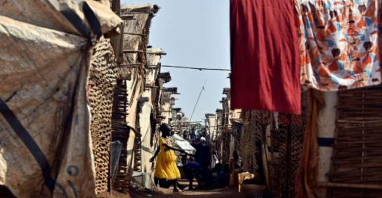 The sites will be designated as more conventional camps for internally displaced persons under the control of Juba, rather than those being protected by the UN.  By TONY KARUMBA (AFP/File)