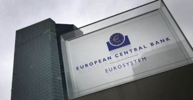 The so-called Pandemic Emergency Purchase Programme comes just six days after the ECB unveiled a big-bank stimulus package that failed to calm nervous markets.  By Daniel ROLAND (AFP/File)