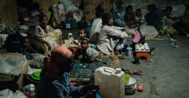 The suspensions represent the latest blow to the troubled humanitarian response in Tigray, where the UN says hundreds of thousands are suffering from famine.  By Yasuyoshi CHIBA (AFP/File)