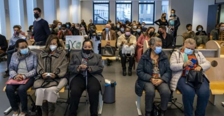 The trial is the first in Belgium to shed light on the fate of biracial children born in the former Belgian colonies (DR Congo, Rwanda, Burundi), whose number is generally estimated at around 15,000, though there has never been an official count.  By HADRIEN DURE (Belga/AFP)