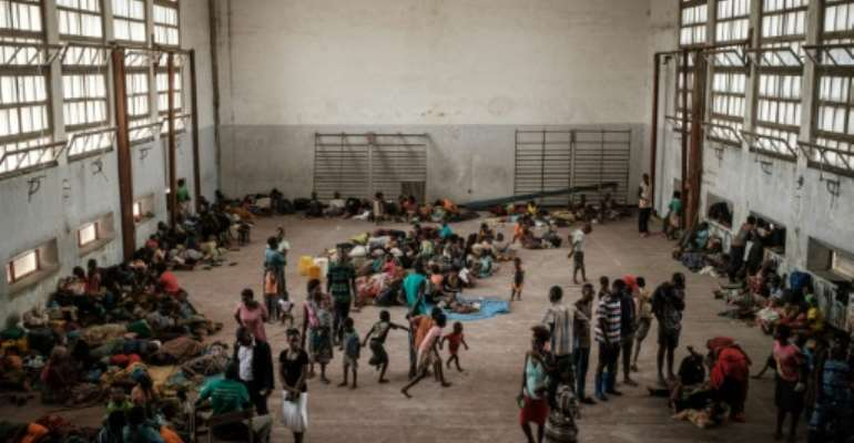The UN has warned that efforts for humanitarian aid to reach Mozambicans affected by last week's monster affected by a tropical cyclone have reached a